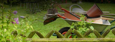 Grounds &  Garden Maintenance